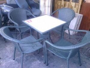 Cần thanh lý gấp 50 bộ bàn ghế cafe giá rẻ nhất