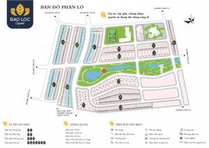 Mở bán 150 nền đất thổ cư - đất bảo lộc - trung tâm tp bảo lộc - 4.5triệu/m2