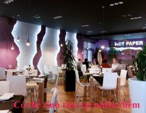 Giới thiệu giải pháp tính tiền cho nhà hàng...