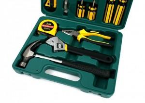 Sản phẩm cực kỳ hữu ích giúp cho bạn sẵn sàng đối phó lại với những hư hỏng có thể xảy ra cho những vật dụng, thiết bị trong gia đình