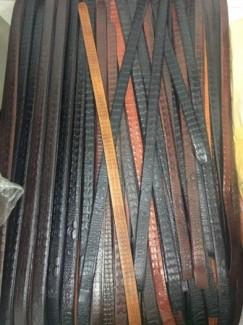 Cung cấp sỉ dây nịt da thời trang tại cơ sở sản xuất ba lô túi xách