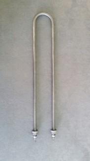 Tên Điện Trở: Điện Trở 2 đầu bẻ U - Chất liệu: SUS304(Inox304), SUS316(Inox316) - Điện áp và công suất: Làm theo yêu cầu - Kích thước: Làm theo yêu cầu - Đô cách điện: >1000MΩ - Nhiệt độ: Max 250˚C - Ứng dụng: Đun nóng