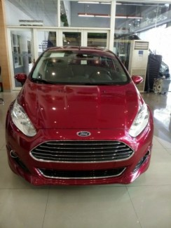 Ford Fiesta Titanium 2017 Full Option, giá...