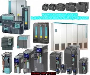 chuyên cung cấp các loại biến tần Siemens như G110, G120C, G120, MM420, MM430, MM440, S110, S120..... với giá tốt nhất