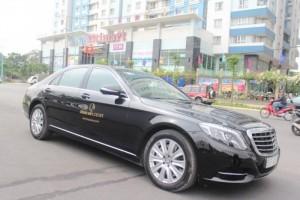 Cho thuê xe cao cấp Mercedes S500