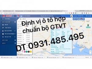 Thiết bị giám sát hành trình hợp chuẩn bộ GTVT