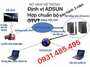 Lắp thiết bị giám sát hành trình xe ô tô tại Đồng Nai