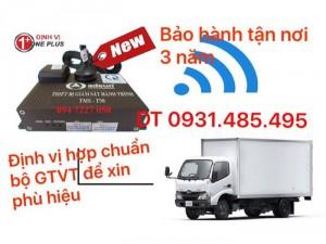 Lắp thiết bị giám sát hành trình tại thống nhất đồng nai