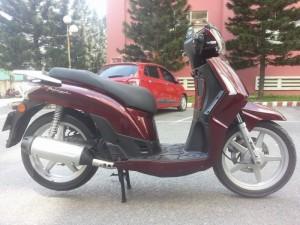 KYMCO SOLONA 165 Kiểu Dáng SH Chất Lượng Châu...