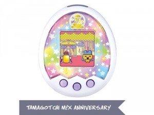 Máy nuôi thú ảo tamagotchi 20th anniversary m!X ver. Limited edition