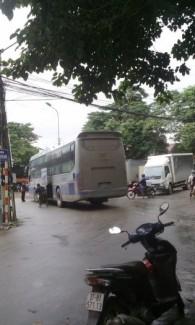 Nhà đất mặt tiền đường chợ hiếu TX Thái Hòa nghệ an