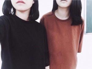 Áo phông trơn