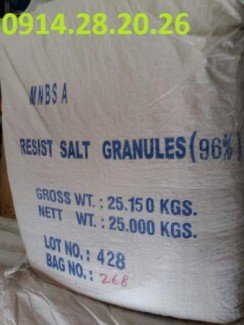Bán C6H4NNaO5S-Nitrobenzenesulfonic-Acid-Sodium-Salt-resist salt granules