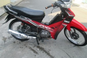 Yamaha sirius RC đỏ đen, 2k15, nguyên thuỷ,máy bốc