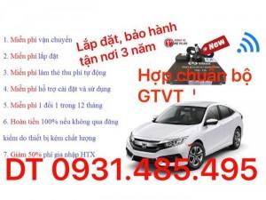 Lắp đặt giám sát hành trình xe ô tô giá rẻ