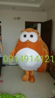 May và bán mascot giá re