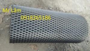 Sản xuất và cung cấp lưới thép các loại, lưới thép kéo giãn, dập giãn