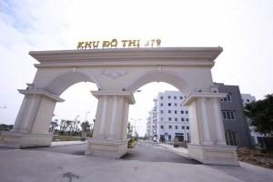 Bán đất nền dự án tái định cư Quang Trung - Khu đô thị 379 giai đoạn 2