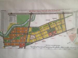 Bán đất nền khu tái định cư Phú Xuân 5%
