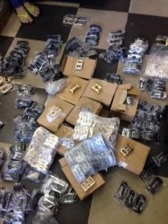 Sỉ mặt khóa dây nịt chất lượng cao chưa từng có tại Công ty may ba lô túi xách
