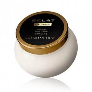 Eclat Femme Perfumed Body Cream Dưỡng thể sang trọng giúp dưỡng ẩm sâu cho làn da và lưu lại hương thơm quyến rũ của nước hoa Eclat Femme Eau de Toilette. 250ml