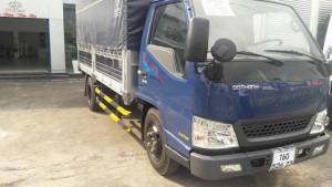 Xe tải Hyundai IZ49 2,4 tấn giá rẻ nhất, hỗ trợ vay 90%, lãi suất (1,5tr -2,5tr )/tháng, giao xe nhanh
