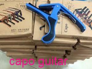 Bán Capo đàn Ukulele | Capo đàn guitar giá rẻ