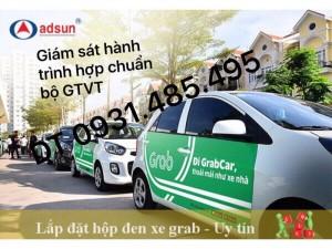 Lắp đặt định vị cho xe grab và uber ở TPHCM và các tỉnh lân cận