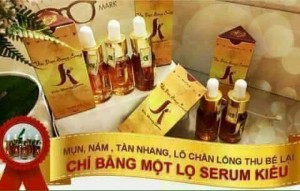 Serum Kiều Beauty Queen