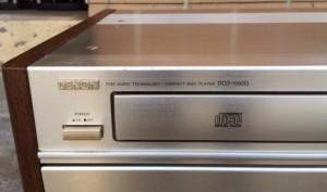 CD Denon 1550G, 17w, Hi-end