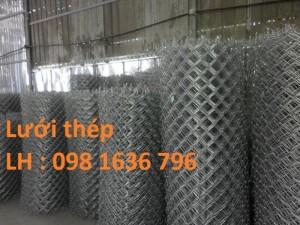 Lưới xây dựng - lưới thép hàn - lưới thép hình thoi - lưới B40 giá ưu đãi nhất