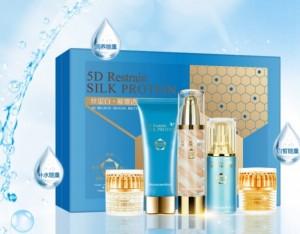 Bộ mỹ phẩm cao cấp danxuenilan hoàng cung 5d dưỡng chuyên sâu giúp da trắng hồng (5in1)