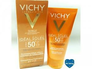 Kem chống nắng Vichy xách tay Pháp