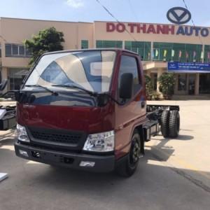 Xe tải Hyundai IZ49 2,4 tấn thùng dài 4m2,...