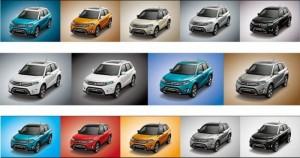 Cần bán Suzuki Vitara đời 2017, màu trắng, nhập khẩu nguyên chiếc, khuyến mại 100 triệu, xe giao ngay