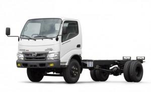 Xe Hino Dutro WU352L 130LDL thùng mui phủ, thùng kín, thùng lửng