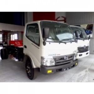 Xe Hino Dutro WU352L 110LDL thùng mui phủ, thùng kín, thùng lửng