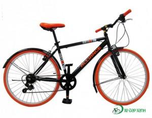 Xe đạp thể thao Manic Alliance 2 26 inch tay lái gật gù