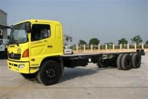 Xe Hino 15 tấn thùng lửng, thùng mui, thùng...
