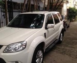 Cần bán xe Ford Escape AT đời 2012, màu trắng cá nhân đời chủ