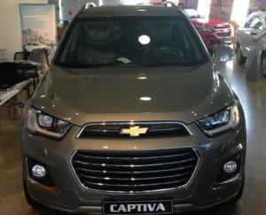 Bán Chevrolet Captiva mới 2017- H.Bình Chánh - mới giá tốt. Bao hồ sơ ngân hàng trong 24 giờ, Thủ tục nhanh gọn lẹ.