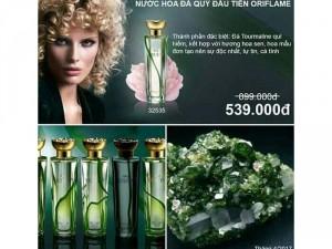 Nước hoa nữ oriflame My Eaude parfum