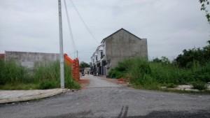 Đất thổ P An Phú Đông Q12,4x17, đường Vườn...