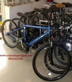 Tưng bừng đón tháng 4 may mắn tại Vựa xe đạp Sài Gòn.