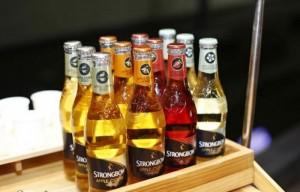 Bia Strongbow Cider bia trái cây 355.000đ.