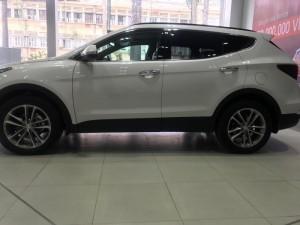 Hyundai santafe gia tot nhat