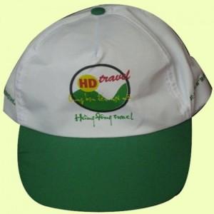 Đặt nón nhận cờ du lịch
