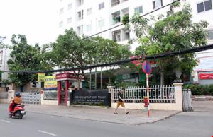 Cho thuê căn hộ Minh Thành Quận 7, 2 phòng...