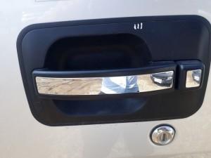 tay lắm cửa xe tải jac 3 tấn 45  được thiết kế sang trọng đễ dàng khi mở cửa