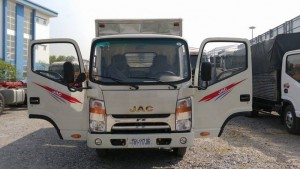 Xe tải Jac 3.45 tấn là mẩu xe được nhiều khách hàng đánh giá cao về chất lượng, thiết kế, cabin theo tiêu chuẩn châu Âu bền đẹp.